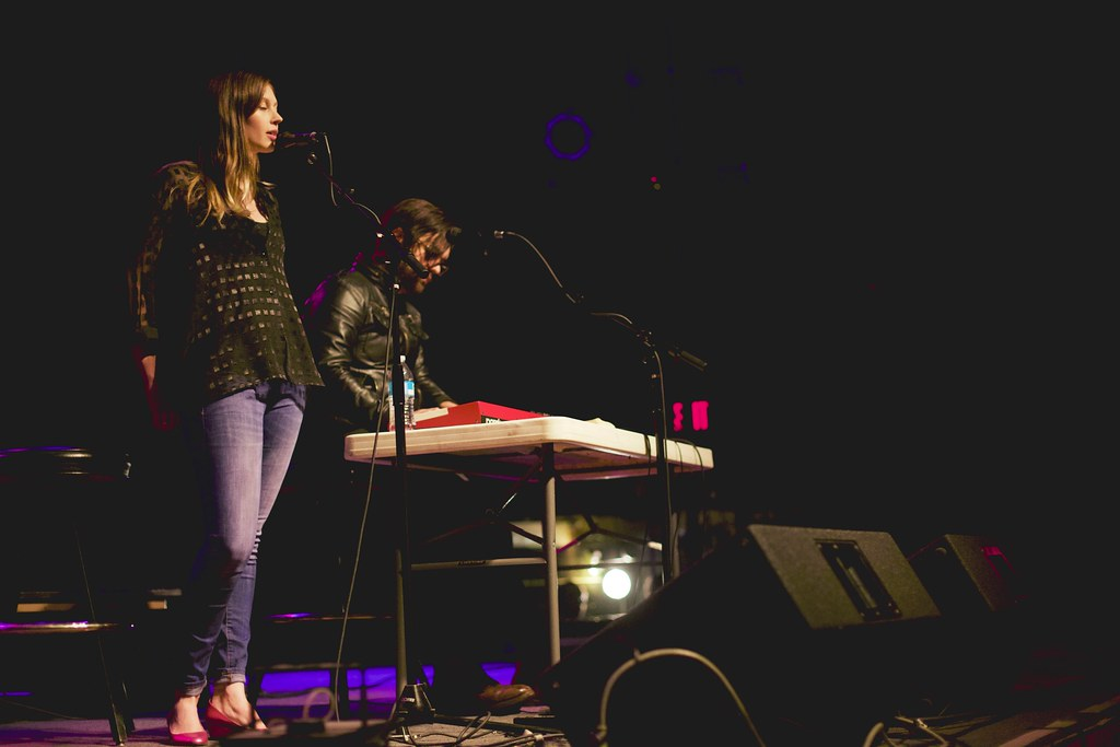 Eli Mardock at The Bourbon Theater - Take Cover | Jan. 30, 2015