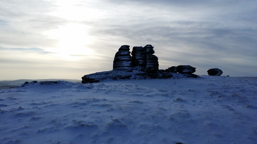 Watern Tor #sh #dartmoor