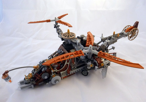 ultra steam copter