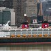 Disney Magic Arrives In New York by NJ Photographer
