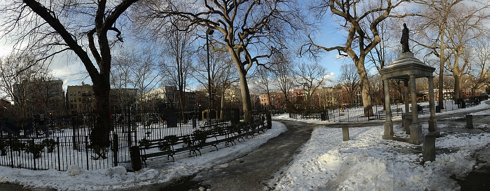 2 19 15 pano snow  old thorny AP  giant temparance