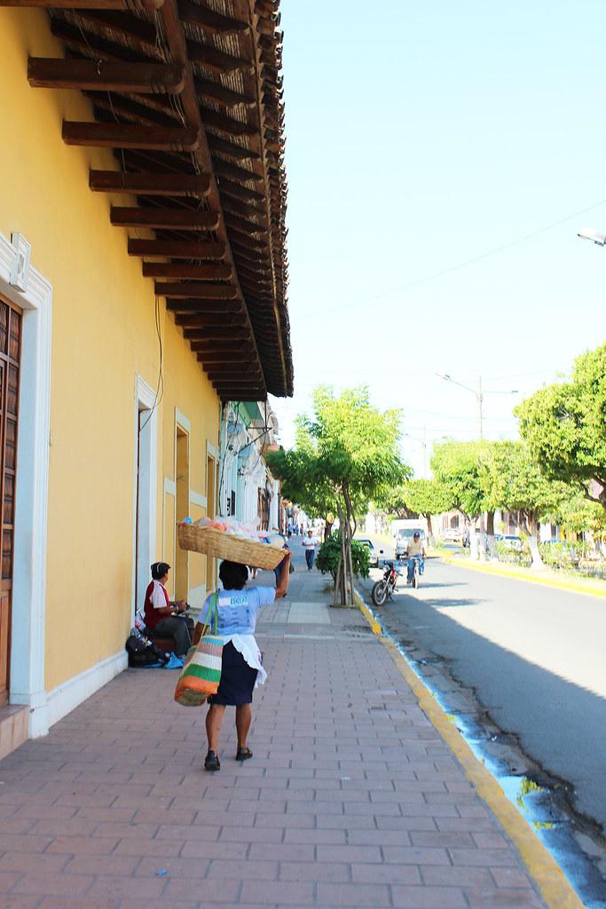 Granada main street