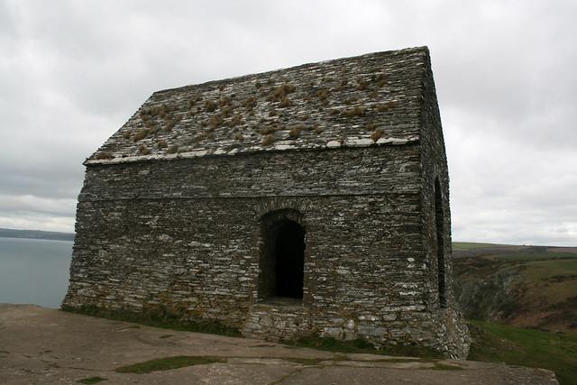 Rame Head Chapel