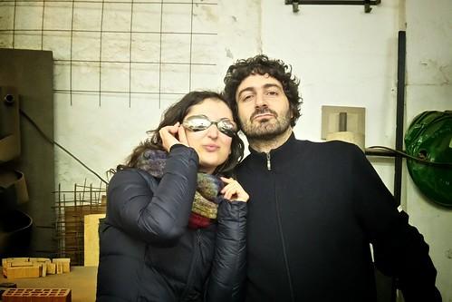 Michele Mazzanti con i suoi cucchiali! by Ylbert Durishti