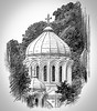 orthodox cathedral etching