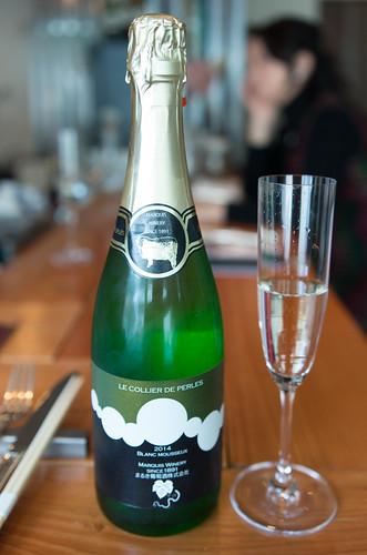Asai's check No.1244 – 昨日は、アレ!! ル トレッフルにて、「まるき葡萄酒」メーカーズランチの会を堪能しました!