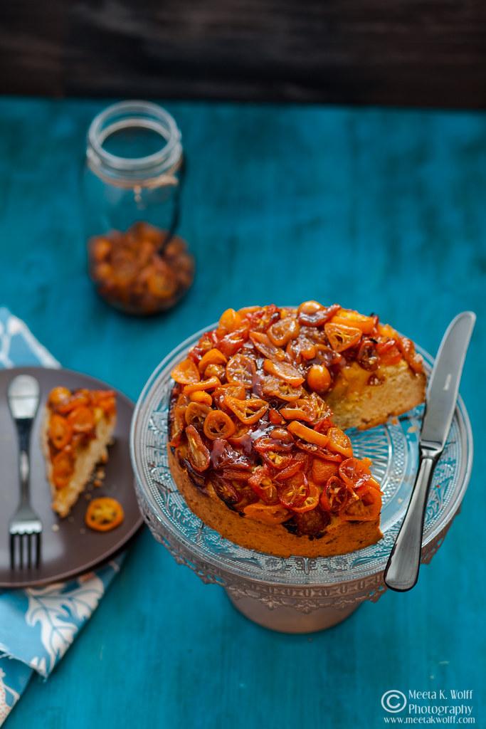 Kumquat Vanilla Cake (0101)