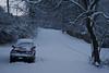 25 February Snowfall