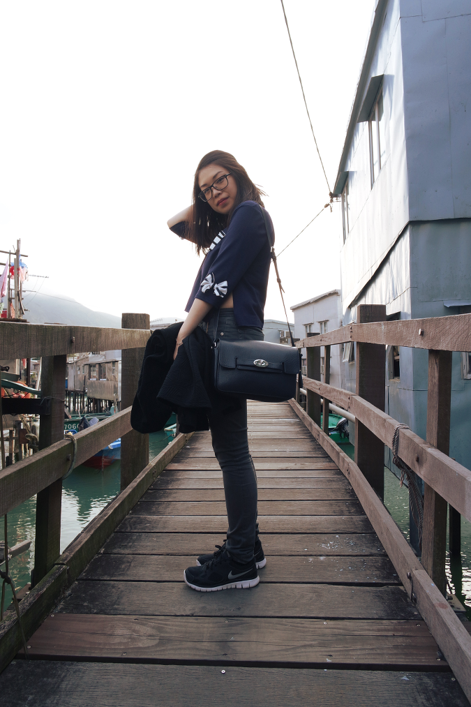 Daisybutter - Hong Kong Lifestyle and Fashion Blog: what i wore, ootd, Tai O, hong kong