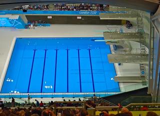 Aquatic Centre, London 2012 Olympics