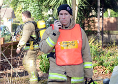 Surrey fire crews test response to care home blaze