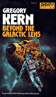 beyond the galactic lens