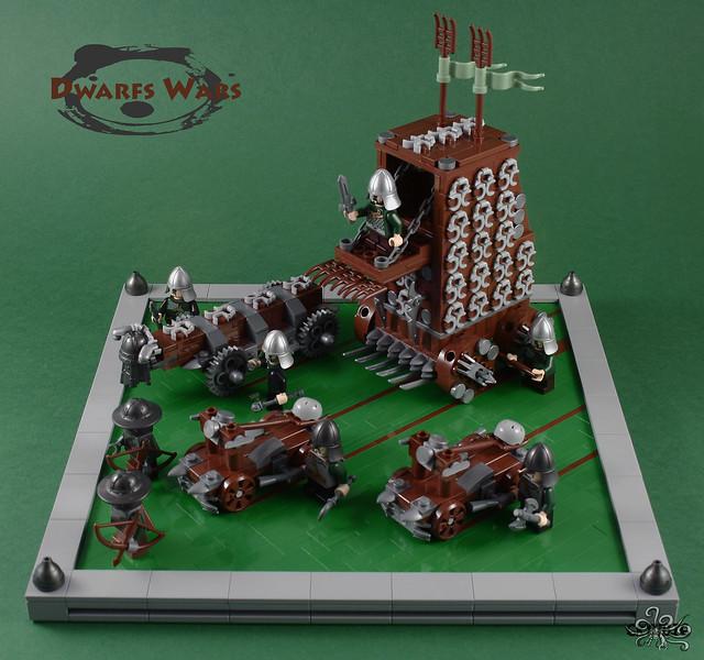 Dwarfs Wars