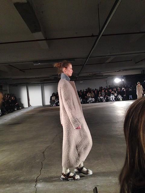 joseph London Fashion Week