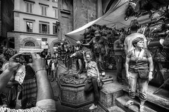 Strade di Firenze 2  (Florence streets 2)