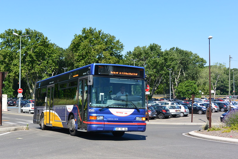 Avignon 84 tcra - Ligne bus avignon ...