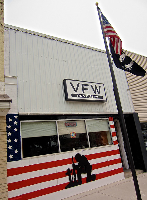 VFW Post 9599, Jefferson, IA