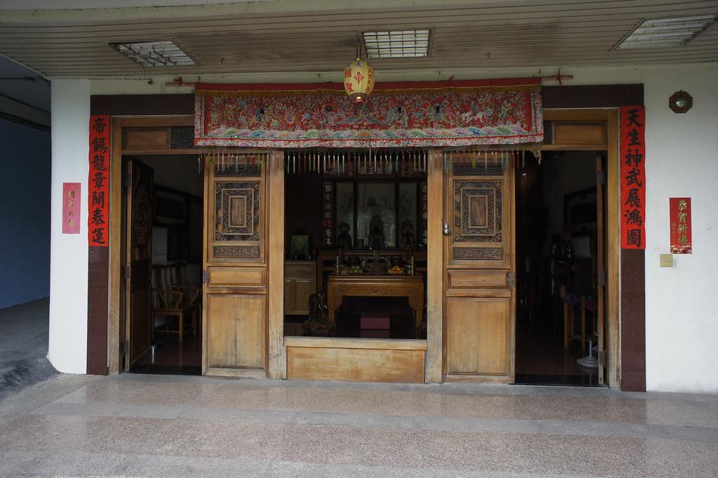 台中市沙鹿區世帶相傳織帶博物館 (6)
