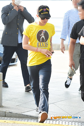Big Bang - Incheon Airport - 07aug2015 - Newsen - 06