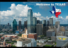 Welcome to my new Home - Texas
