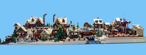 winter village 002