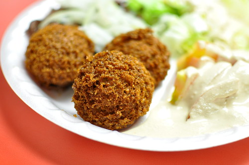 Falafel-Arax - East Hollywood - Los Angeles