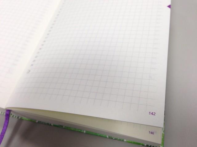 因為是一日一頁,每一頁右下角都會標上這是一年的第幾天暨頁碼@[文具/開箱] 集日美工 2015 手帳