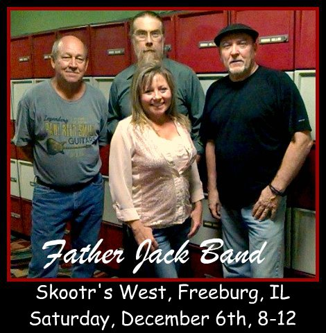 Father Jack Band 12-6-14
