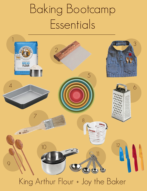 Baking Bootcamp Essentials III