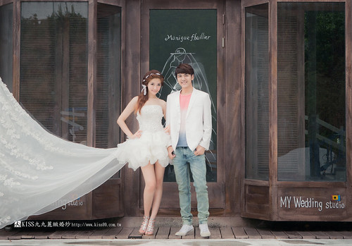 高雄KISS九九麗緻婚紗韓風婚紗攝影分享 (12)