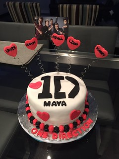 Maya's 9th Birthday