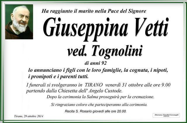 Vetti Giuseppina