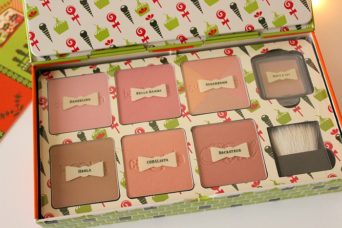 Benefit Cheeky Sweet Spot Little Box O' Blushes Review
