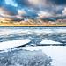Frozen Lake by stevemccaffrey