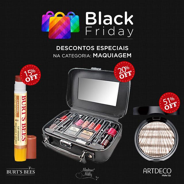 Black Friday com descontos todos os dias e mais um produto por R$ 1 a cada dia