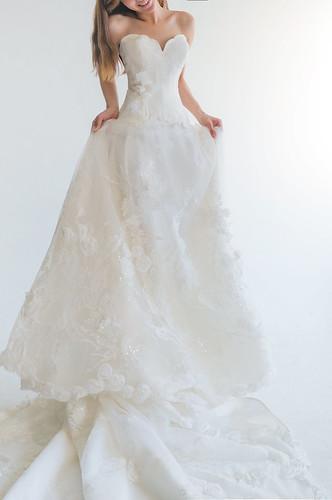 高雄婚紗推薦_高雄法國台北Pony設計造型團隊_設計款婚紗 (16)