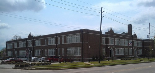 school louisiana highschool bastrop nationalregister nationalregisterofhistoricplaces morehouseparish us165 us425