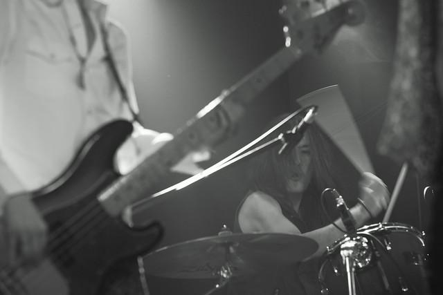 Tangerine live at 獅子王, Tokyo, 29 Jan 2015. 263