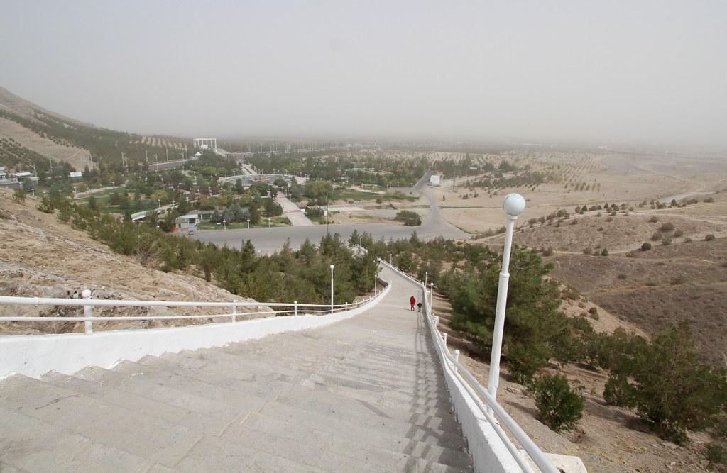 Kopet-Dag Mountains, Asgabat