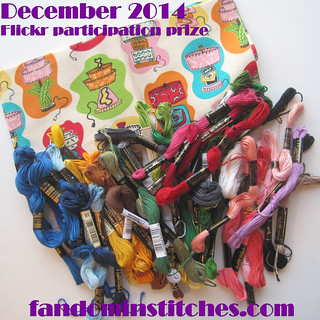Fandom In Stitches Prize - December 2014