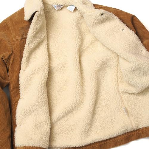 Five Brother / Boa Short Jacket