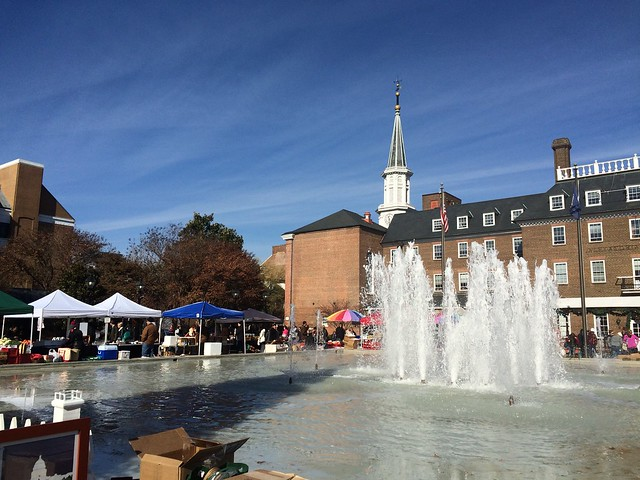 Farmers Market at Alexandria City Hall