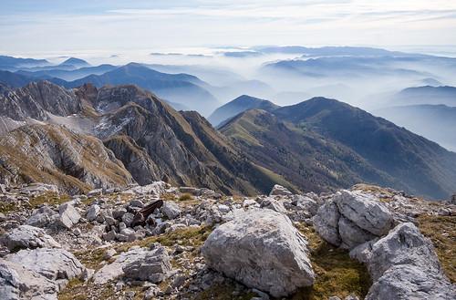 slovenia slovenija alpe krn julijskealpe