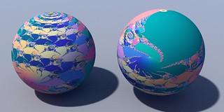 doubleshphere