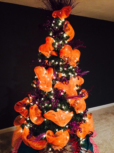 ChandraHampson_ClemsonChristmasTree