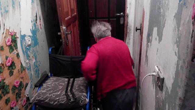 Один день із життя павлоградського інваліда