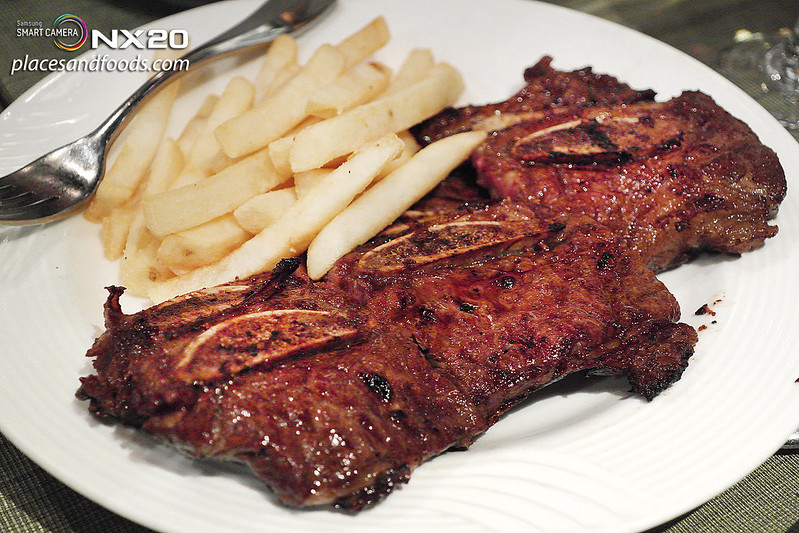 restaurante litoral grilled short ribs