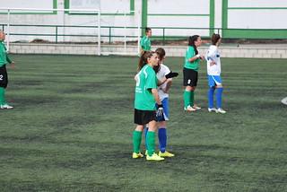 Extremadura 3-1 Escuela Peña el Valle