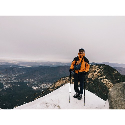 북한산~~ #mountain #cayl
