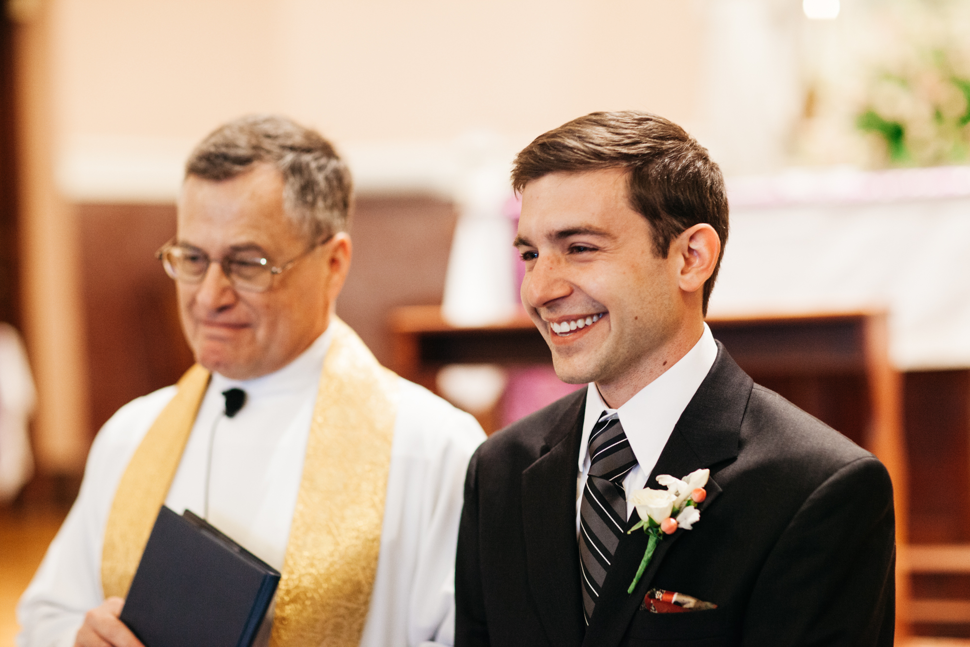 Kevin + Caitlin's Wedding Day